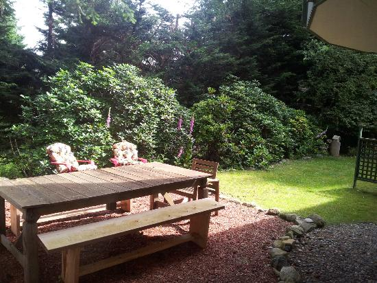Featherstone Escape Bed and Breakfast: outdoor