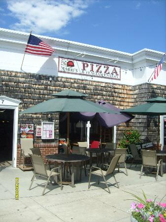 Cape May Mario S Pizza And Italian Eatery