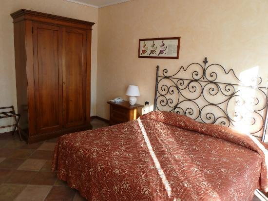 Hotel Aquadolce: chambre
