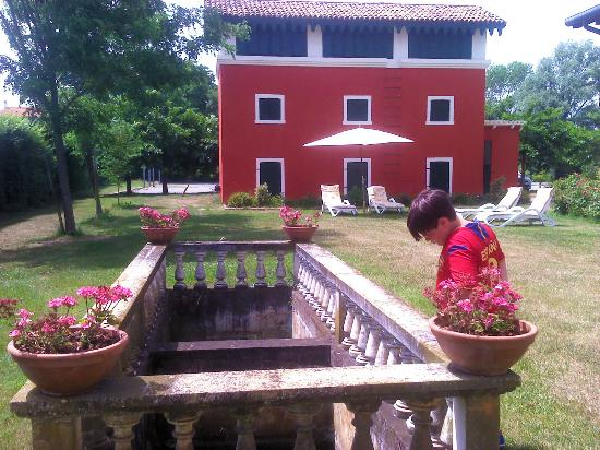 Venice Resort: jardines del hotel