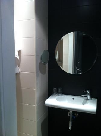 Hotel Salome: los baños