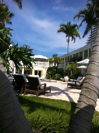 The Pillars Hotel Fort Lauderdale: enjoy the sunshine