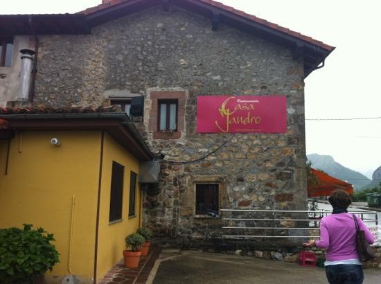 Casa Jandro : entrada