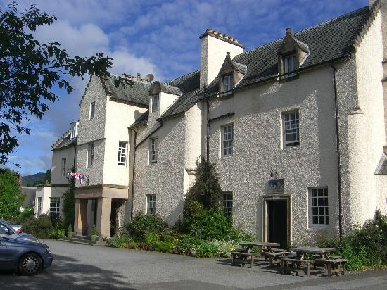 Fortingall Hotel 1st July 2012