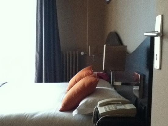 BEST WESTERN Hotel Graslin a Nantes: my room and very nice too