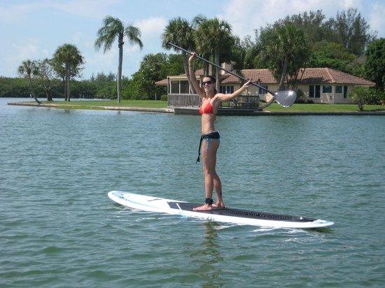 Sarasota Paddleboard Company: So much fun