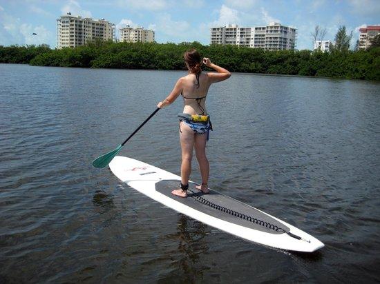 Sarasota Paddleboard Company: Taken at Lido Key in Sarasota, FL
