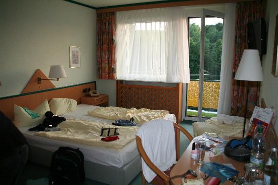 Familotel Aparthotel Am Rennsteig: Zimmer