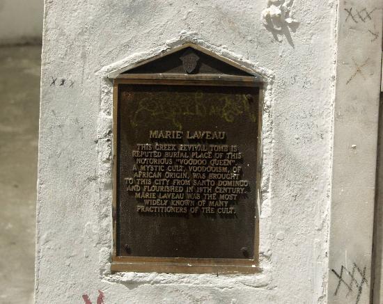 新奥尔良新奥尔良闹鬼历史之旅的照片