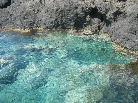 Sogni Nel Blu: caletta acquario