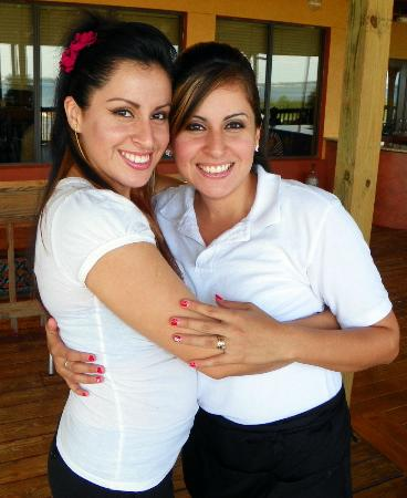 Don Jose Mexican Restaurant : MIRIAM AND ELIZABETH ,OUR TERRIFIC TWINS