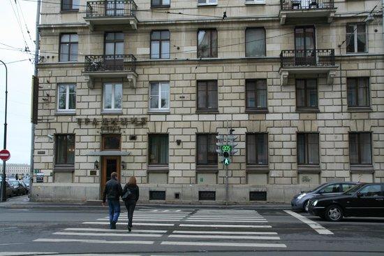 Tradition Hotel: Blick aufs Hotel