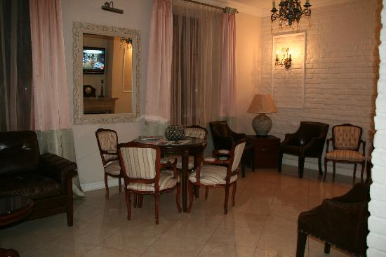 Tradition Hotel: Lounge