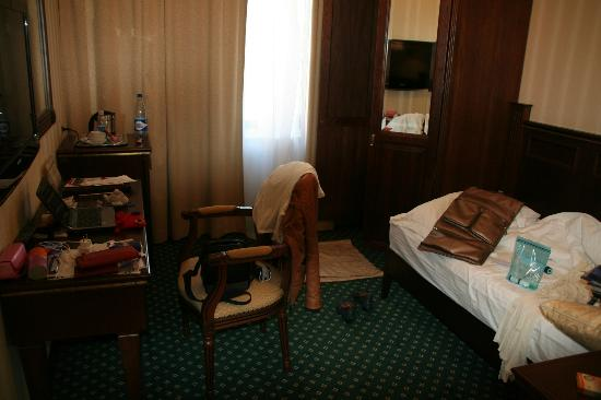 Tradition Hotel: Zimmer