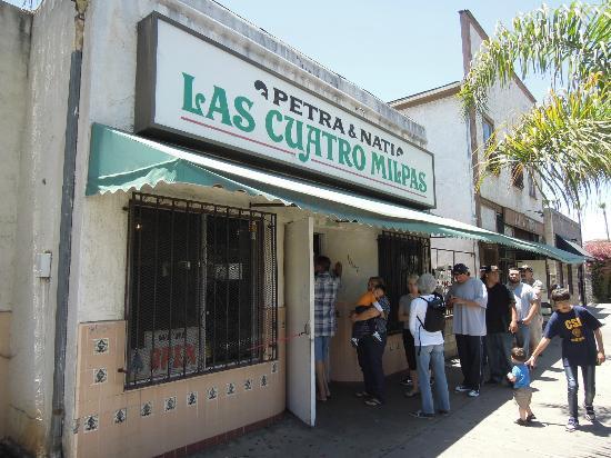 Image result for las cuatro milpas san diego restaurant