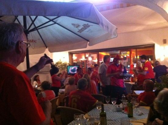 Sitio de Calahonda, España: Spain wins Euro Cup