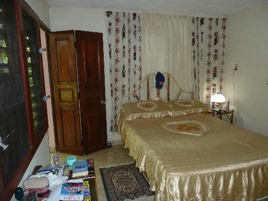 Soroa, Kuba: Bedroom