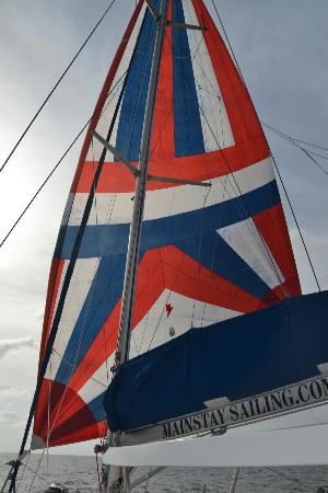 Mainstay Sailing : Getting under way