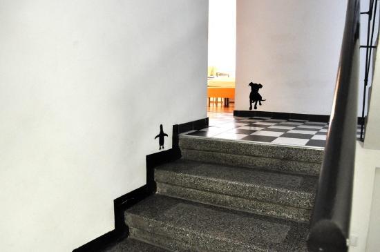 Villa Antunovac: Hotel entrance
