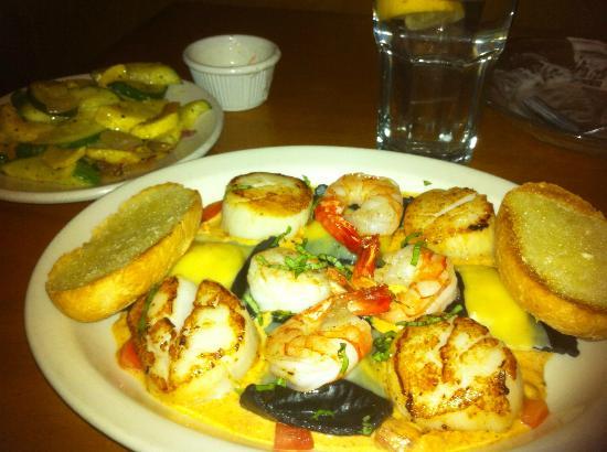Riverside Steak And Seafood Restaurant Swansboro Menu