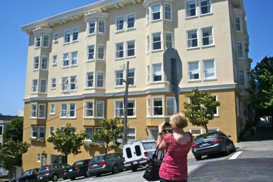 Side View Picture Of Hotel Drisco Pacific Heights San Francisco