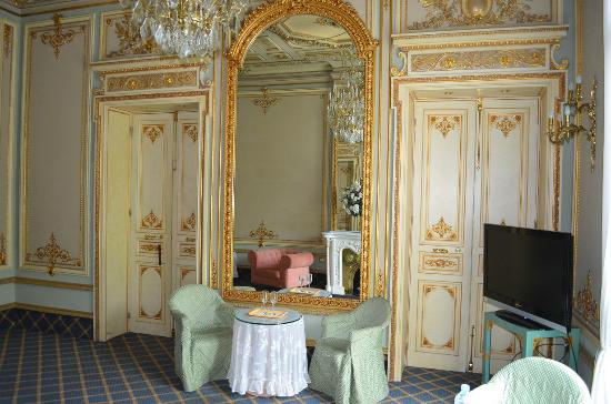 Continental Palacete: our sitting room
