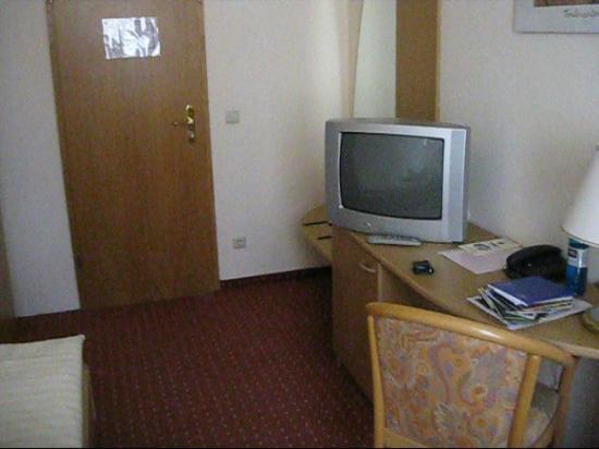 Kandler's Hotel, Zimmerdetail