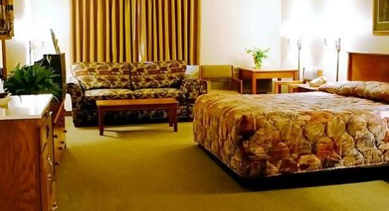 Walker Hotel: Accommodations Suite