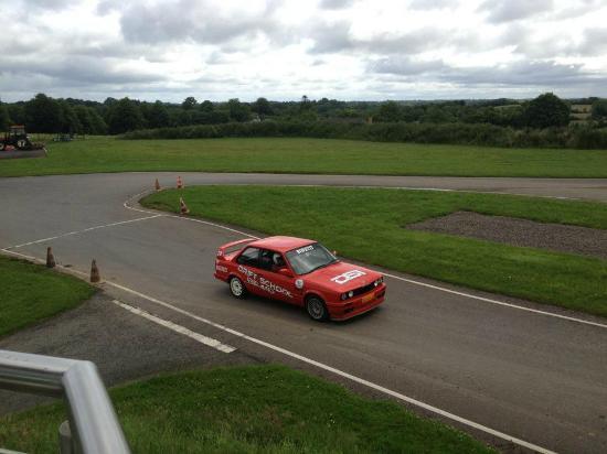 Rally School Ireland: BMW 325i