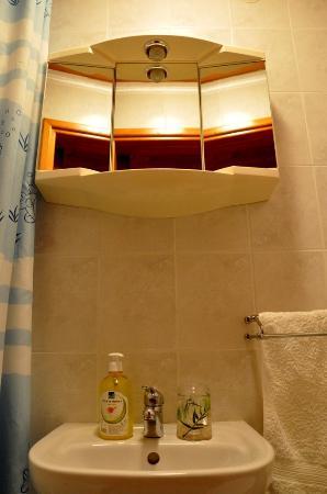 Guesthouse Sven: Bathroom