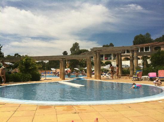 Swimming Pool Great For All Ages Picture Of Pierre Vacances Residence Les Parcs De Grimaud