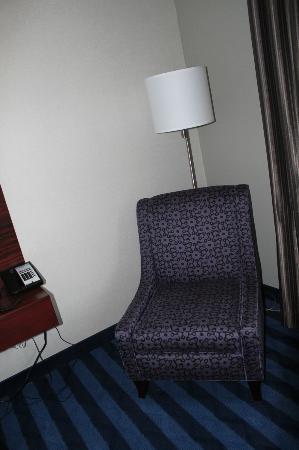 فيرفيلد إن آند سويتس باي ماريوت لانكستر: Sitting area 