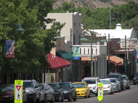 Historic Old Town Cottonwood: Cottonwood Commercial Historic District