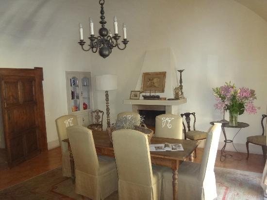 La Locanda di Villa Toscana: Stylish interiors