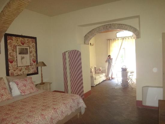 La Locanda di Villa Toscana: The large suite