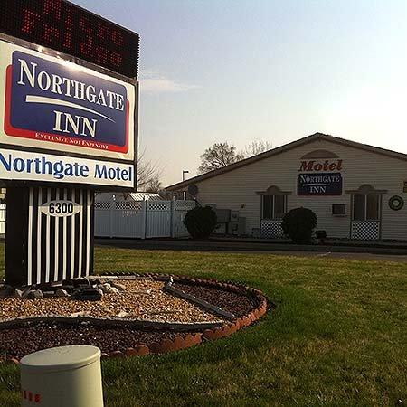 Northgate Inn Saginaw: Photo