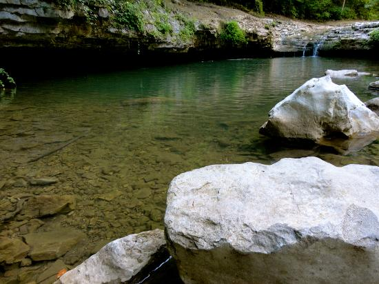 Picture Of Walls Of Jericho, Alabama