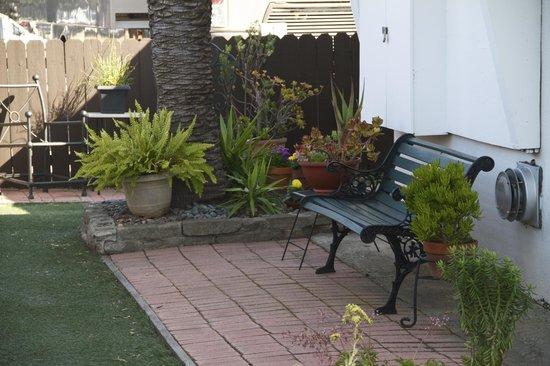 Entrance to Santa Barbara Sunrise RV Park