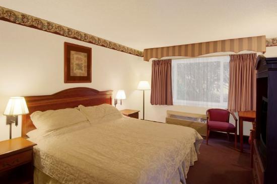 Regency Inn: Jacuzzi Room