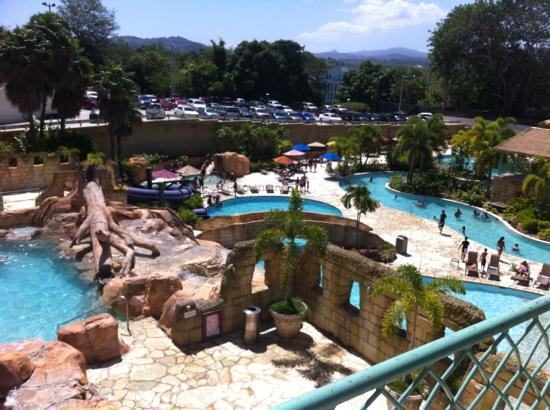 "Mayaguez Resort & Casino: biggest ""scattered"" pools in the Caribbean"