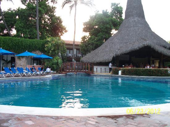 Hacienda Hotel And Spa Puerto Vallarta Hacienda Hotel Spa Pool