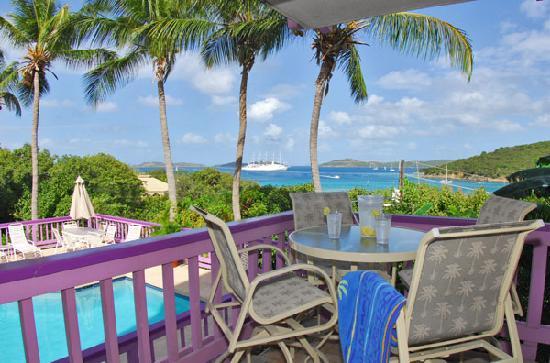 Lavender Hill Suites: Views!
