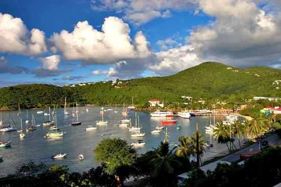 Lavender Hill Suites: Beautiful Cruz Bay