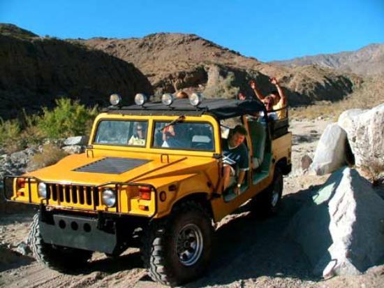 Adventure Hummer Tours Palm