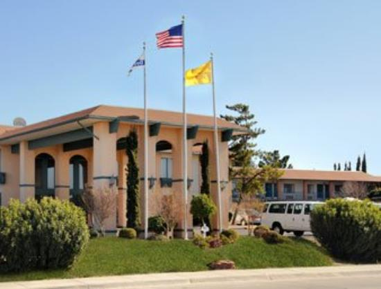 Americas Best Value Inn & Suites-Las Cruces/I-10 Exit 140: Welcome to Days Inn and Suites Mesilla Va
