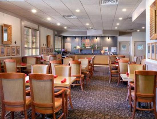 Americas Best Value Inn & Suites-Las Cruces/I-10 Exit 140: Breakfast Area