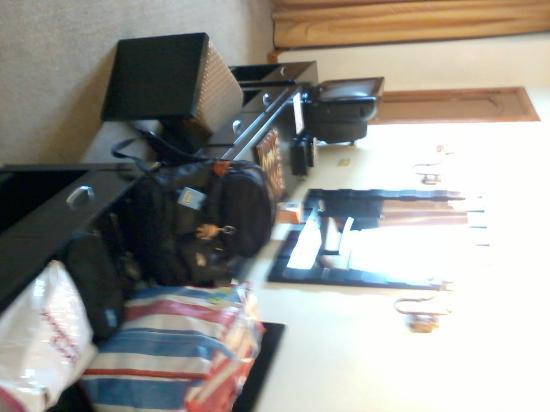 Apo View Hotel: Room