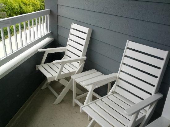 Laguna Cliffs Marriott Resort & Spa: Room 2052 - Terrace