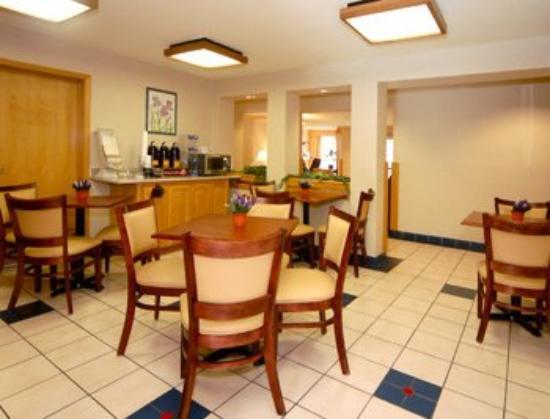BEST WESTERN Galt Inn: Breafast Room