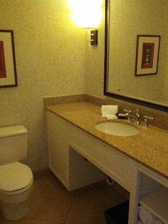Laguna Cliffs Marriott Resort & Spa: Room 2052 - Bathroom